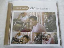 Mis Favoritas-dlg d.l.g. - vendeur Huey DUNBAR-CD COMME NEUF