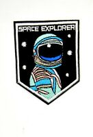 Space Astronaut DIY Embroidered Sew On Iron Patch Badge Clothes T shirt