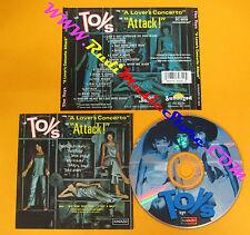 CD THE TOYS A Lover's Concerto/Attack 1994 Us SC 6034  no lp mc dvd vhs (CS51)