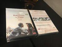 Una Chambre Avec Vues DVD James Ivory Scellé Neuve