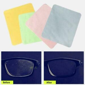 Microfiber Cleaner Cleaning Cloth For Phone Screen Eye Glasse Lens s Camera Y6P5