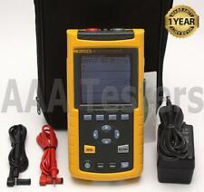 Fluke 43 Handgehalten Power Qualität Analysator Meter
