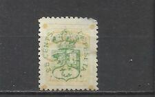 4093-sello local municipal Madrid año 1872,extremadamente raro.revenue.