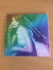 FLORENCE AND THE MACHINE - SPECTRUM SAY MY NAME - RARE US 7 REMIX CD PROMO