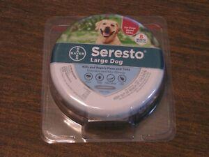 Seresto Flea and Tick Large Dog Prevention Collar