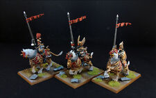 WARHAMMER Age of Sigmar l'empire DEMIGRYPH Knights painted-un