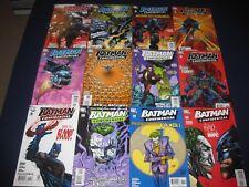 Batman Confidential 1-54 Complete Run (2007-2011) DC Comics Batman Robin
