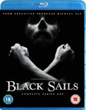 Black Sails Season 1 Series One First (Zach McGowan) New Region B Blu-ray