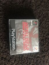 Metal Gear Solid Ps1 Pal Ita PlayStation