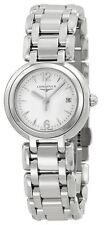 Longines Quartz (Battery) Stainless Steel Strap Wristwatches