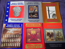 6,Roger S Steffen Historical Militaria Specialty Auction Catalogue