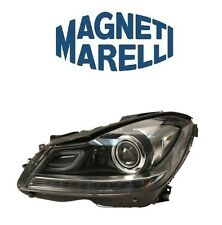 Mercedes W202 C250 C350 08-14 Driver Left Headlight Assy OEM Magneti Marelli