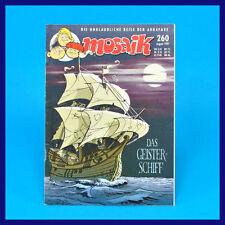 Mosaico Abrafaxe 260 agosto 8/1997 DDR COMIC rivista digedags-successore