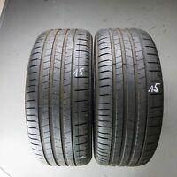 2x Pirelli P Zero 285/45 R20 108W DOT 1018 6,5 mm Sommerreifen