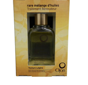 Ojon Rare Blend Hair Oil Rejuvenating Therapy Lightweight Texture  1.5 oz..