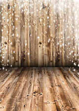 Photo Background Studio Children Vinyl Wooden Floor Photography Backdrops 5x7FT