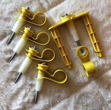 Plastic Cable Clamps, Lags, Hose Clamps, Other