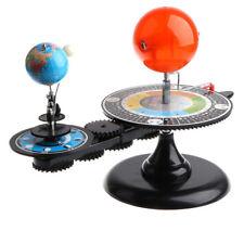Sun Earth Moon Solar System Orbital Model Kids Geography Educational Tool
