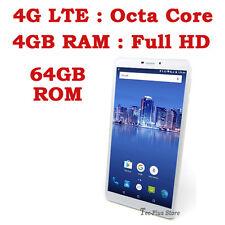 """NUEVO TECA LTE650 4G OCTA CORE 4GB-RAM 64GB 6.5"""" Full-HD ANDROID 6.0 MOVILE"""
