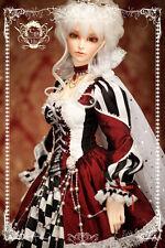 BJD Fairyland Feeple65 Lora Queen Pride of Bellain Fullset Package Brand New
