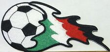 Soccer Ball Iron On Patch