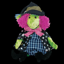 """TY BEANIE BABIES  """"SCARY""""  THE WITCH MWMT"""
