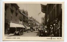 (Ld8145-473) RP, Commercial Street, LEEDS, c1930  Unused VG