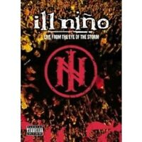 """IL NINO """"LIVE FROM THE EYE OF THE STORM"""" DVD NEW+"""