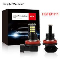 Universal H11 LED Scheinwerfer Abblendlicht Helle Birne 6000K DC 9V-32V für Auto
