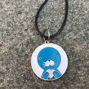 Handmade Seal Sea Otter Cord Necklace Gift Present Stocking Filler MT036