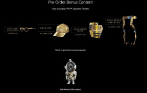 Death Stranding - Pre Order Bonuses DLC Code - NO GAME - PS4