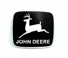 FRONT BADGE FITS SOME JOHN DEERE 30 40 & 50 SERIES TRACTORS SEE LISTING.