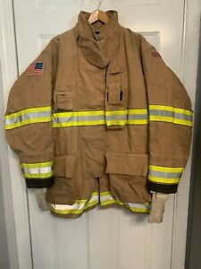 GLOBE Firefighter Suits GX EXTREME jacket Coat Bunker Fire Turnout Gear 50 X 35