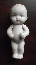 """Vintage 1920s Germany Bisque Baby Boy Doll 3"""" Tall"""