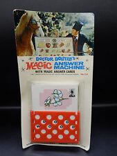 1967 vintage DOCTOR DOLITTLE magic answer machine toy game MOC Bar Zim Apjac MIP
