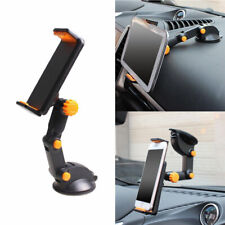 """360° Car Windshield Mount Holder For GPS 7-11"""" iPad Mini/2/3/4/Air iPhone Tablet"""