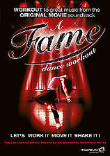 A Fame Dance Workout (DVD, 2009) new and sealed