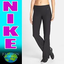 Nike Legendary Regular Fit Black Training Pants Dri-Fit 584110 SZ XS RETAIL $95