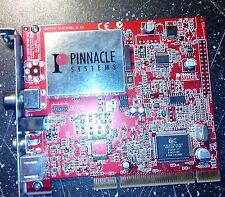 PINNACLE SYSTEMS EMPTYV-51014521-2.2A SCHEDA TV