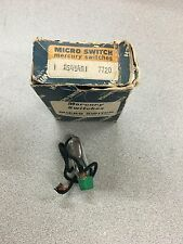 NEW IN BOX MICROSWITCH MERCURY SWITCH AS454A1