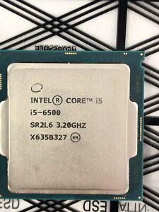 Intel Core i5-6500 6500 - 3.2GHz Quad-Core (BX80662I56500) Processor and cooler