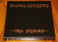 BLACK SABBATH THE SINGLES 1970 - 1978 6 SINGES WITH PICTURE COVERS BOX SET