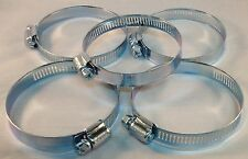 "Stainless Steel Hose Clamp 1-3/8>3"" (5 Pcs)"
