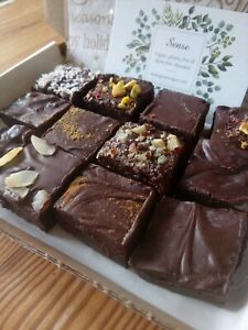 12 piece Vegan chocolate gift box