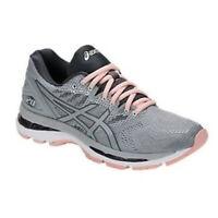 ASICS GEL-NIMBUS 20 Women's Running Shoes Gray Gym Training NWT 111810202-9696
