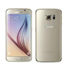 "NEW SAMSUNG GALAXY S 6 32GB GOLD SIM FREE FOR UK, UNLOCKED 5.1"" QHD ,3GB RAM"