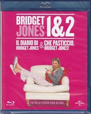 2 Blu-ray Box BRIDGET JONES 1&2 collection  ~ IL DIARIO DI + CHE PASTICCIO nuovo