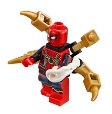 LEGO (76108) IRON SPIDER Minifigure - Avengers Infinity War Spider-Man Sanctum