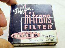 Tiffen SF -52mm 716 Plus +2 close up Lens Filter Made in USA
