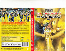 One Day Wonders- Review of Australias Win-ICC Cricket World Cup-2003-Cricket-DVD
